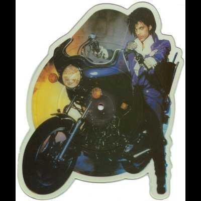 Prince and The Revolution Purple Rain - Shape