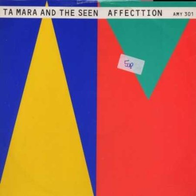 "Ta Mara & The Seen Affection 12"""" Single"
