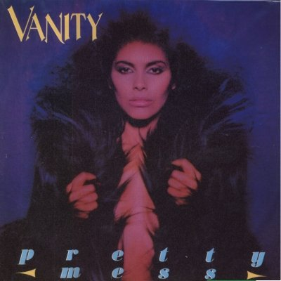 "Vanity Pretty Mess Promo12"""" Single"
