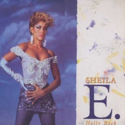 "Sheila E Holly Rock 12"""" Single"
