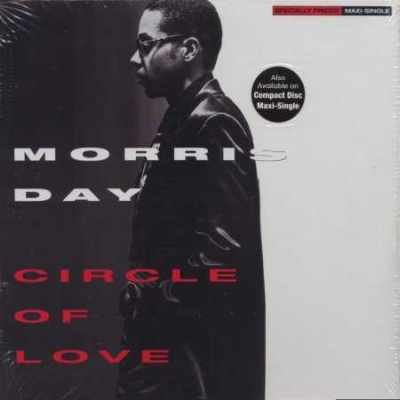 "Morris Day Circle Of Love 12"""" Single"