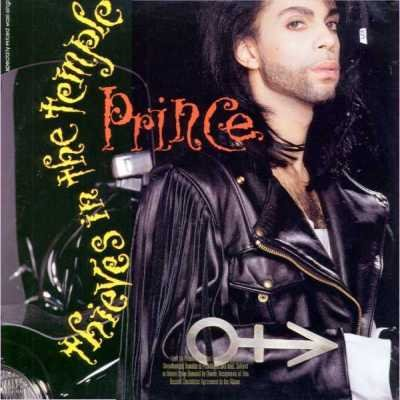 "Prince Thieves In The Temple 12"""" Single"