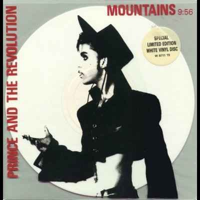 "Prince and The Revolution Mountains 10"""" Singl"