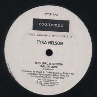 Tyka Nelson This Girl Is Gonna Fall In Love P