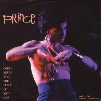 Prince I Could Never Take The Place Of Your M