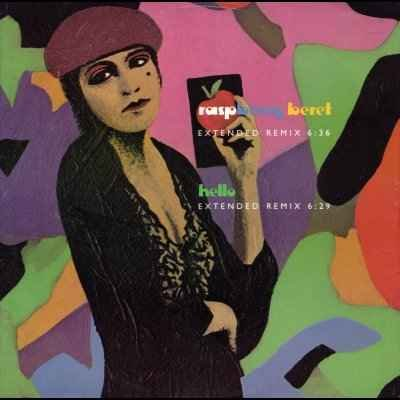 Prince and The Revolution Raspberry Beret 12""""