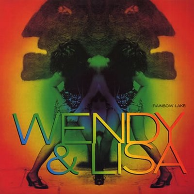 "Wendy & Lisa Rainbow Lake 12"""" Single"