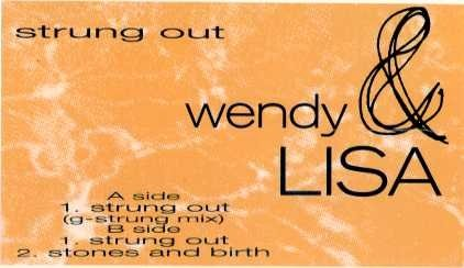 "Wendy & Lisa Strung Out Promo12"""" Single"