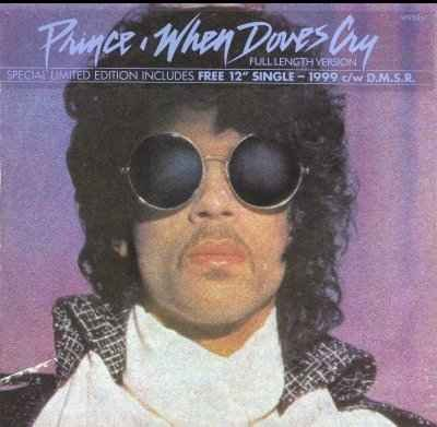 "Prince When Doves Cry + 1999 DBL 12"""" Single"