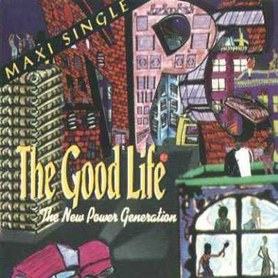 "New Power Generation The Good Life 12"""" Single"