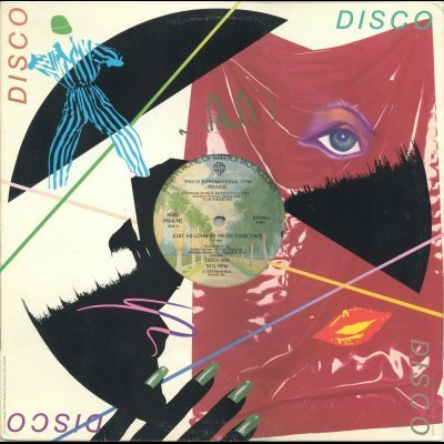 Prince Just As Long As We're Together Promo12