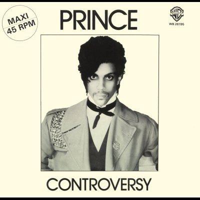 """Prince Controversy 12"""""""" Single"""
