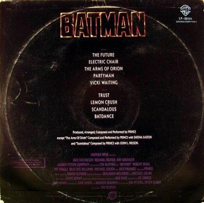 Prince Batman (Ecuador) LP
