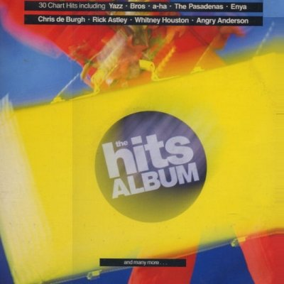 Various The Hits Album DBL LP