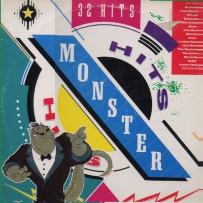 Various Artists Monster Hits DBL LP
