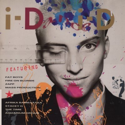Various Dance I-D No 2 LP