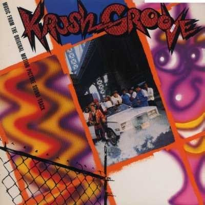Various Krush Groove LP