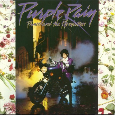 Prince and The Revolution Purple Rain - Purpl
