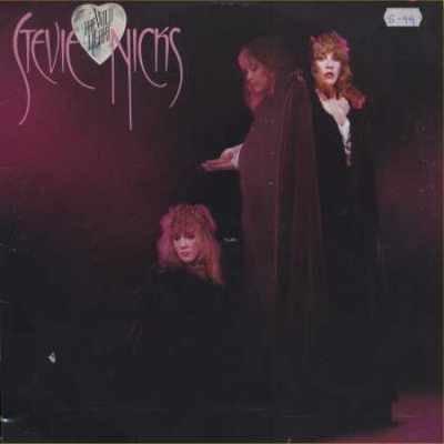 Stevie Nicks The Wild Heart LP