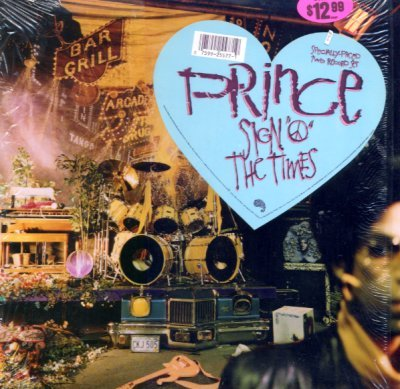 Prince Sign 'O' The Times DBL LP