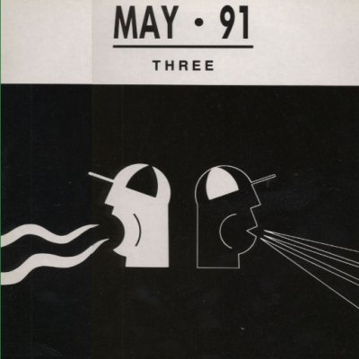 Various DMC May 91 Three LP