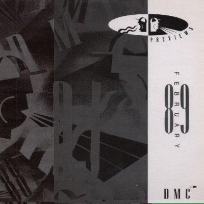 Varous DMC Februrary 89 LP