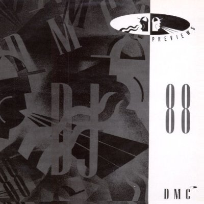 Various DMC September 88 LP