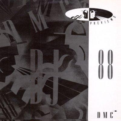 Various DMC September 88 LP