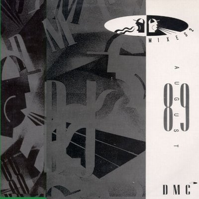 Various DMC August 89 LP