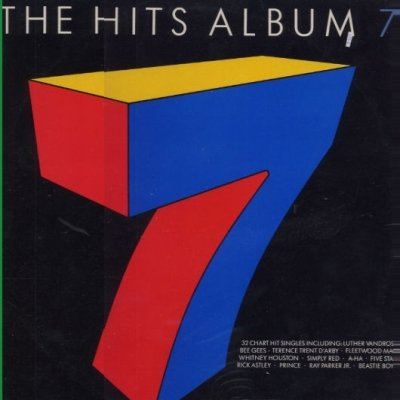 Various The Hits Album 7 DBL LP
