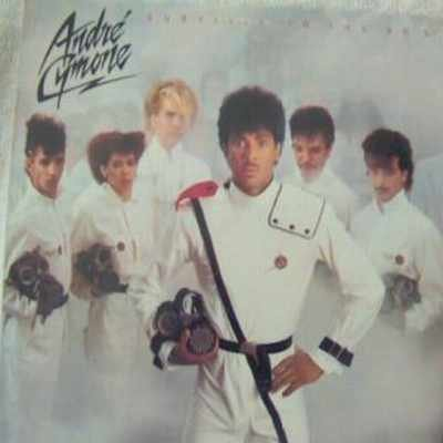 Andre Cymone Survivin' In The 80's LP