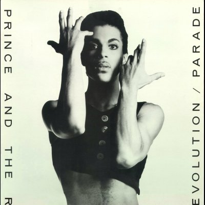 Prince and The Revolution Parade LP