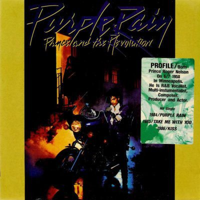 Prince and The Revolution The Best Rock N' Ba