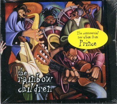 Prince The Rainbow Children DBL LP