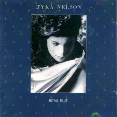 Tyka Nelson Royal Blue LP