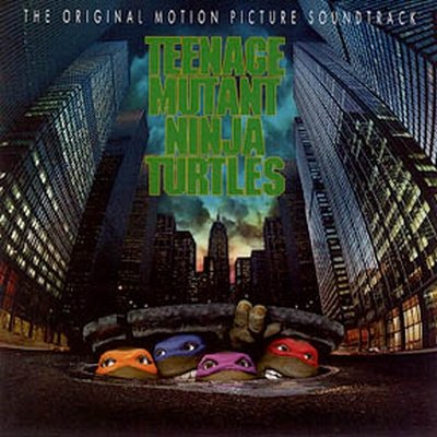 Various Teenage Mutant Ninja Turtles LP