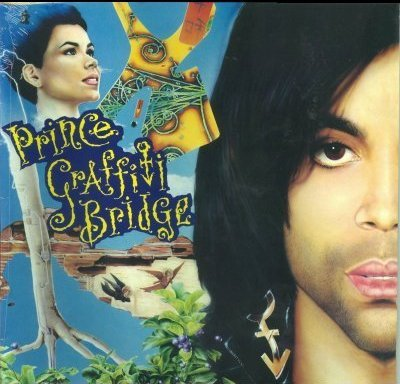 Prince Graffiti Bridge DBL LP