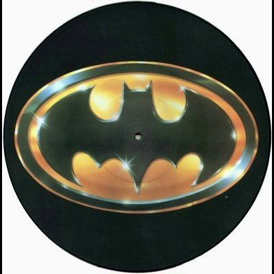Prince Batman Picture LP