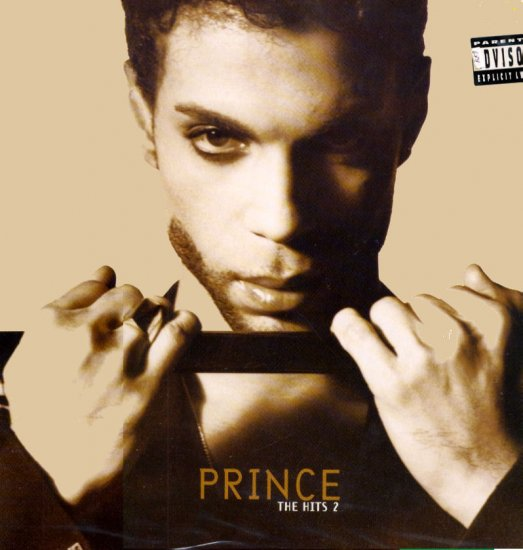 Prince The Hits 2 DBL LP