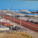 West and Palace Piers, Brighton Postcard
