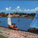 Langston Harbour, Hayling Island Postcard  Colourmaster International  No. PT276