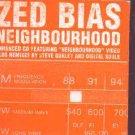 Zed Bias - Neighbourhood - UK CD Single