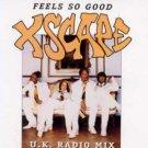 Xscape - Feels So Good - UK Promo CD Single