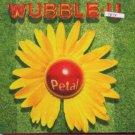 Wubble-U - Petal - UK  CD Single