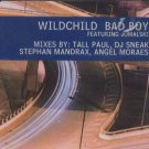 Wildchild Feat Jomalski - Bad Boy - UK  CD Single
