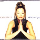 Whigfield - Think Of You - UK  CD Single