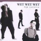 Wet Wet Wet - Lip Service - UK  CD Single