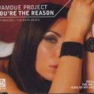 Wamdue Project - You're The Reason - UK  CD Single