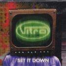 Vitro - Set It Down - UK  CD Single