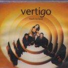 Vertigo - Back To Love - UK  CD Single